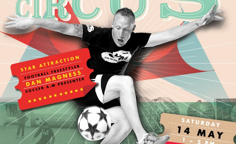 FURD Football Circus - Poster
